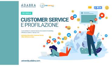 Customer Service e Profilazione